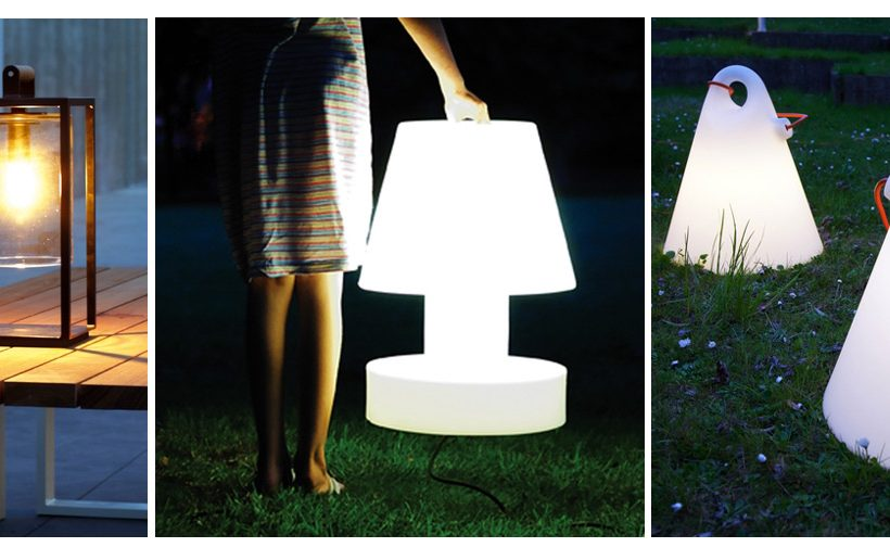 12 take away-tuinlampen