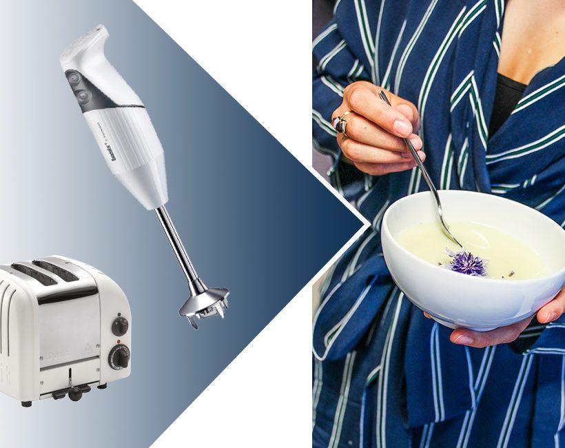 Getest en goedgekeurd: een kookworkshop met Bamix© en Dualit