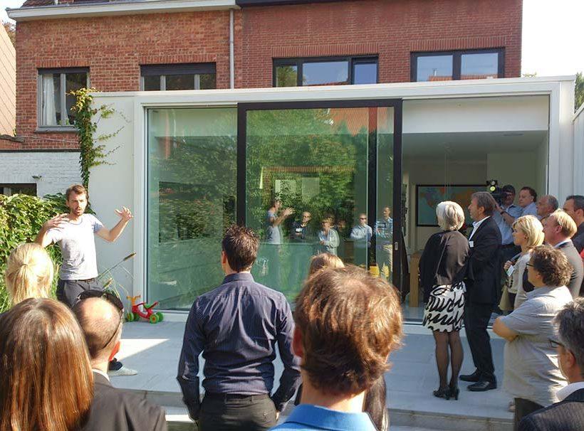Architectuur: binnenkijken in 150 woningen