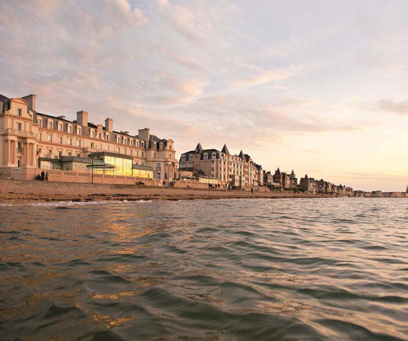 De thermen van Saint-Malo: 15% korting