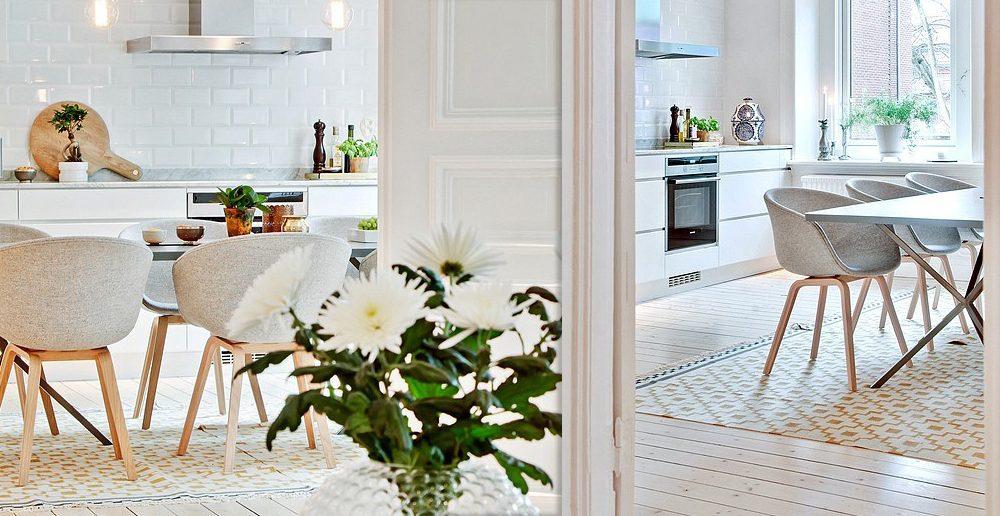 Ideeen Interieur Keuken : Scandinavische keuken