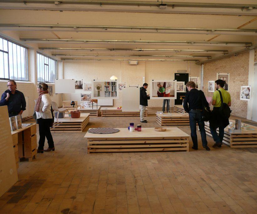 Interieur 2014: in de stad Kortrijk