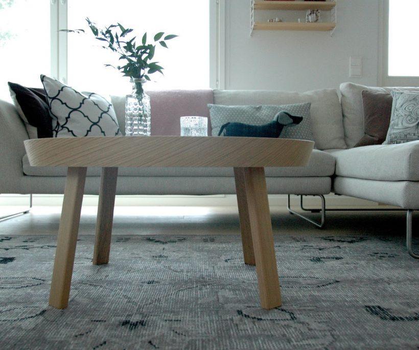 Bijdehandse salontafels