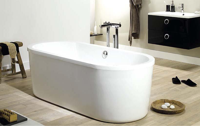 Dromen van een vrijstaand bad