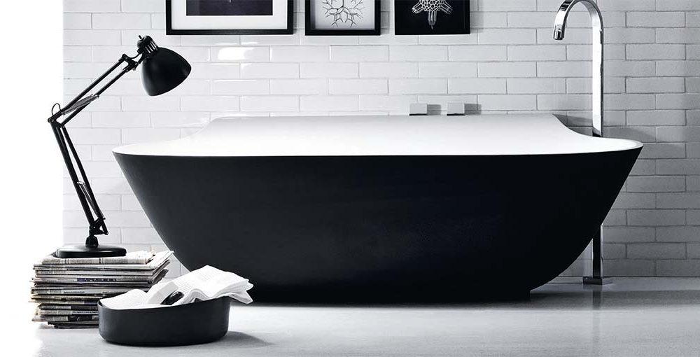 Statement: de zwarte badkamer