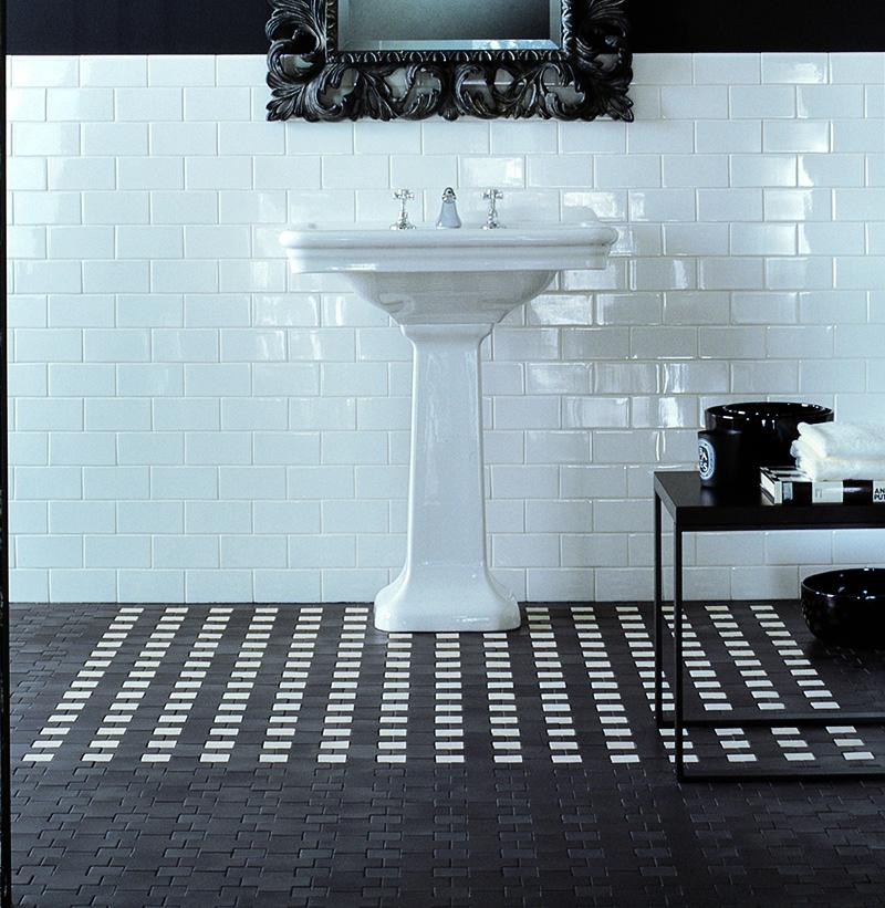 Badkamertegels Met Motief : Badkamertegels met motief leven in de ...