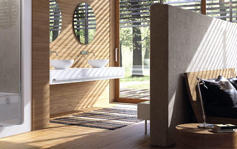 Een open badkamer, wel of geen goed idee?