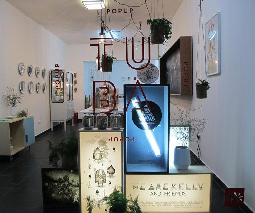 Drie dingen om te zien en doen in pop-up Tuba