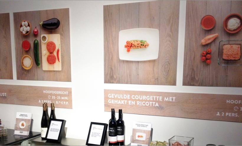 Hngry: foodstore nieuwe stijl in Antwerpen
