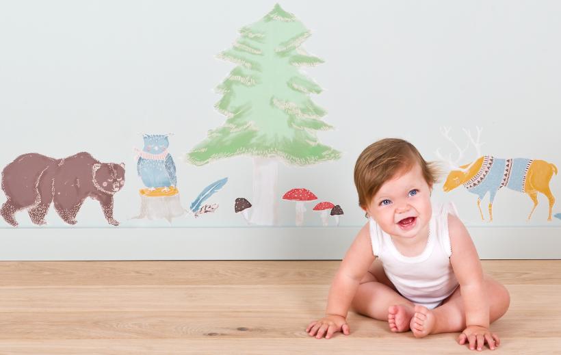 Getest: muurstickers voor de kinderkamer