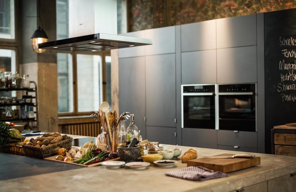 Batibouw in 10 quotes for Neff keuken
