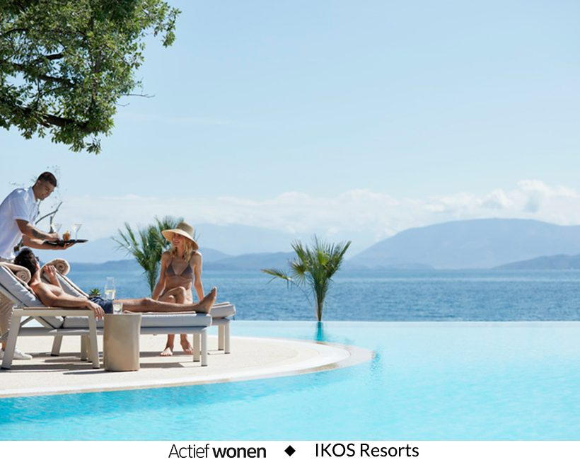 Luxueuze zomervakantie in Ikos Resorts