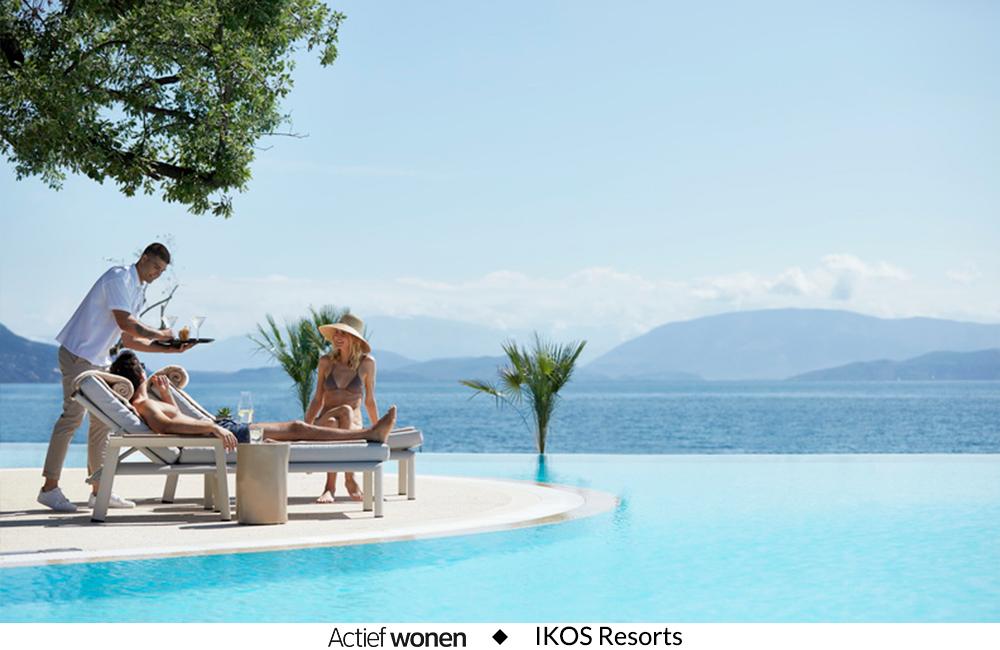 Luxueuze zomervakantie in Ikos Resorts