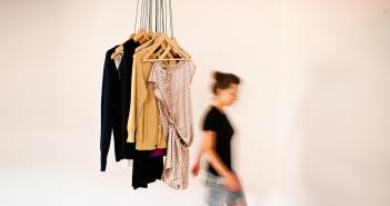 De '20 hangers' van Alice Rosignoli, richtprijs 260 euro.
