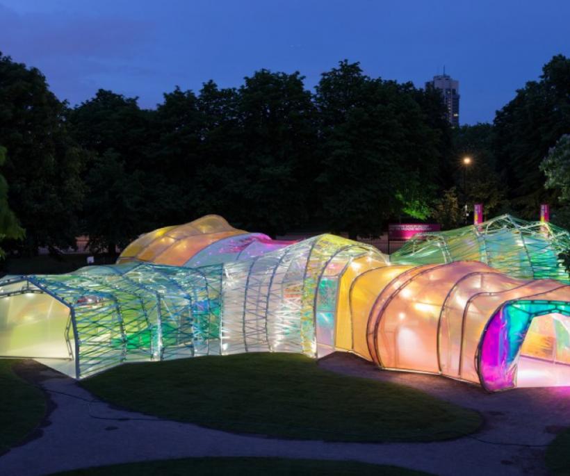 Zomertip: Serpentine Gallery Pavilion in Londen