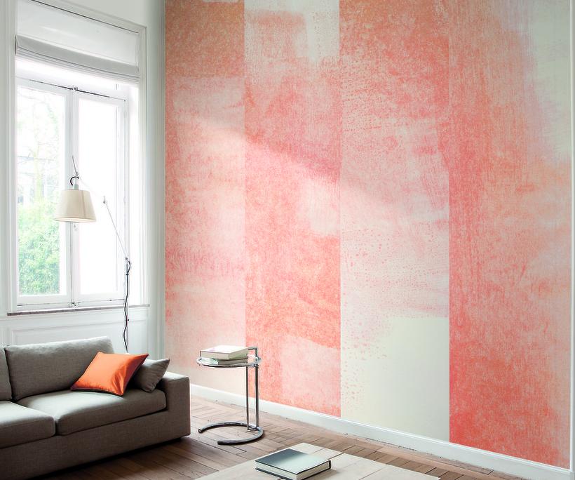 Nieuwe behangcollectie Aqua:  waterprints en prachtige texturen
