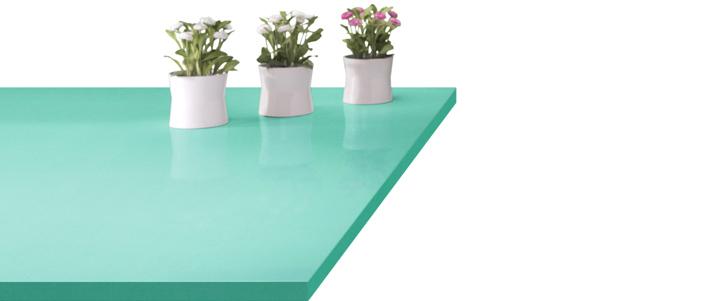 Acqua fraccaroli de nieuwe kleur voor je keuken actief wonen - Kleur idee voor het leven ...