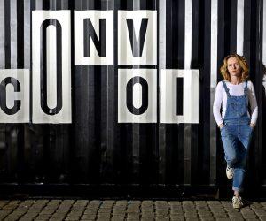 Convoi, een initiatief van Kim Soeffers.