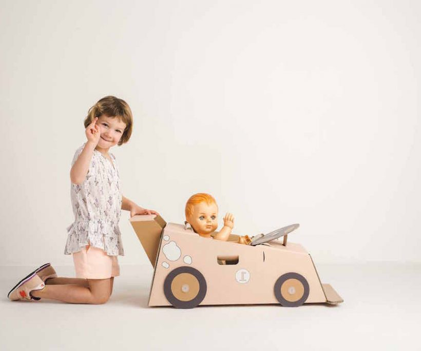 Interieurvriendelijk speelgoed: Mister Tody