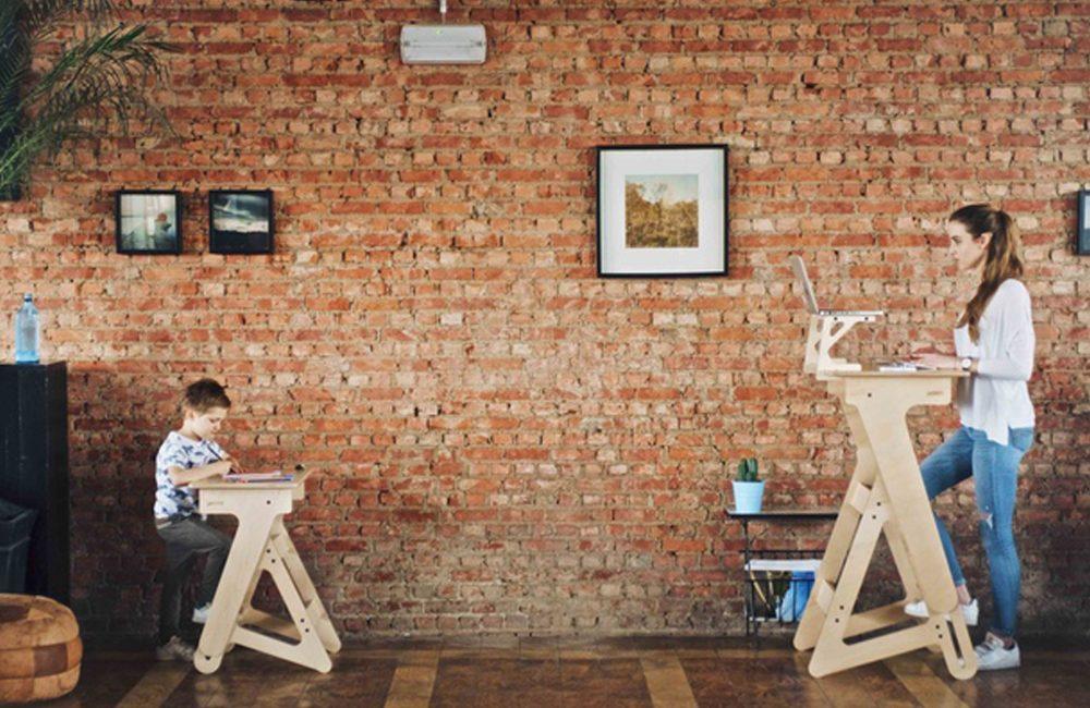 Tien bureaus die je zin geven om er weer in te vliegen actief wonen