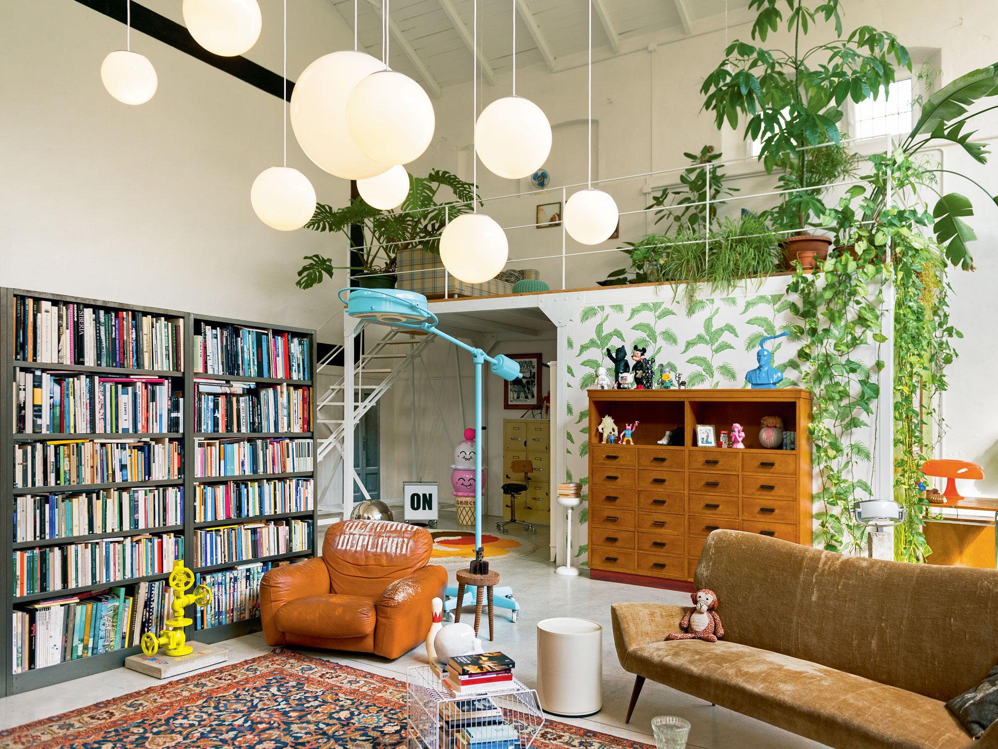 Casa design idee libro - Idee deco voor professioneel kantoor ...