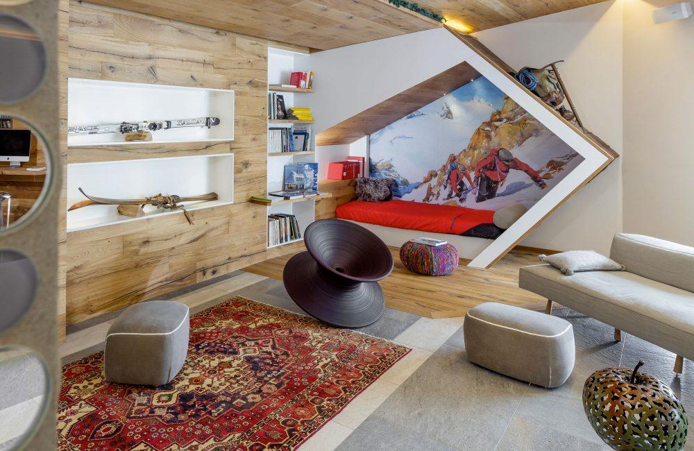 Op luxe winterkamp in Val-Thorens
