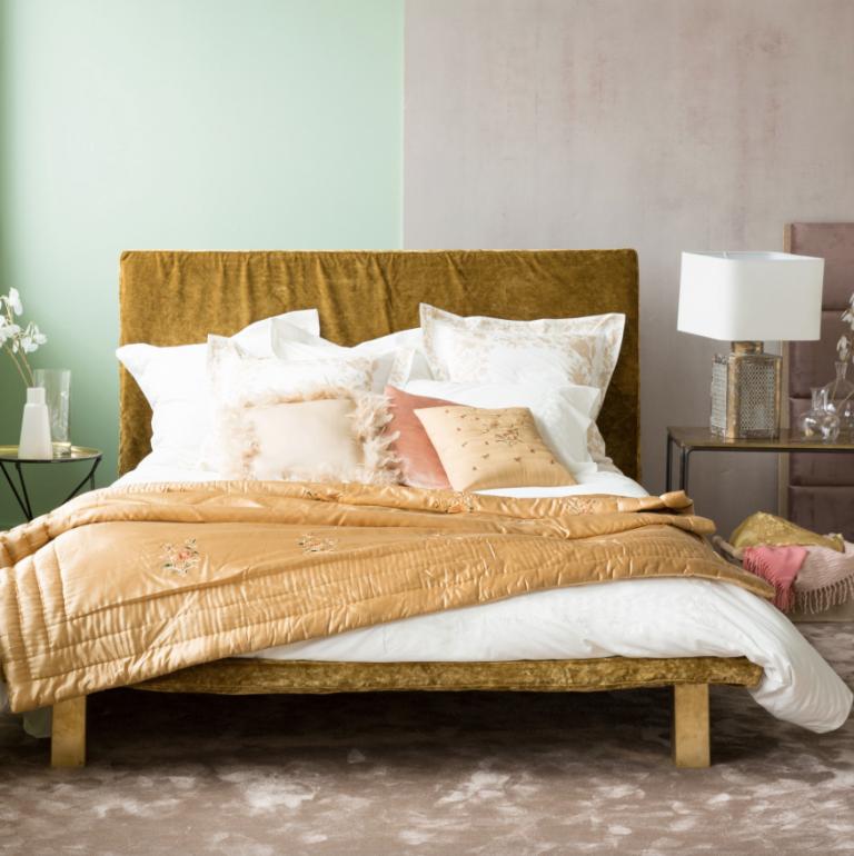 Cocoonen in een mooie kamer actief wonen for Chambre zara home
