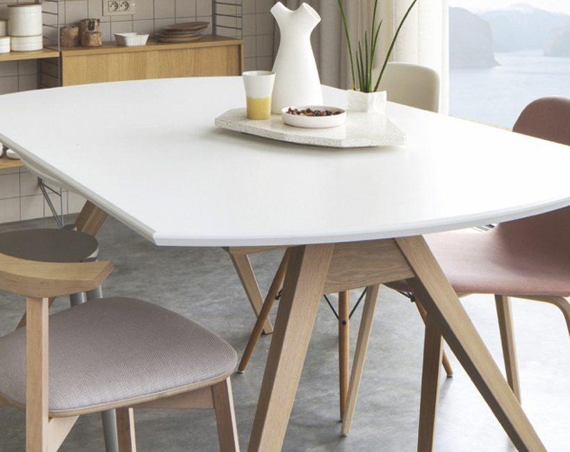 MMooD presenteert tafel '4 Seconds' op Interieur Kortrijk