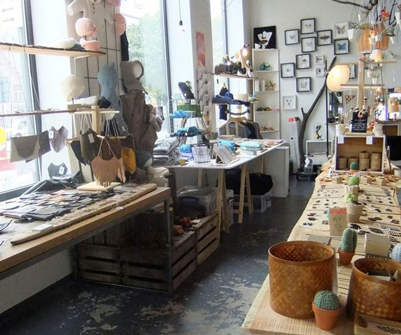 Pop-up shops veroveren het land