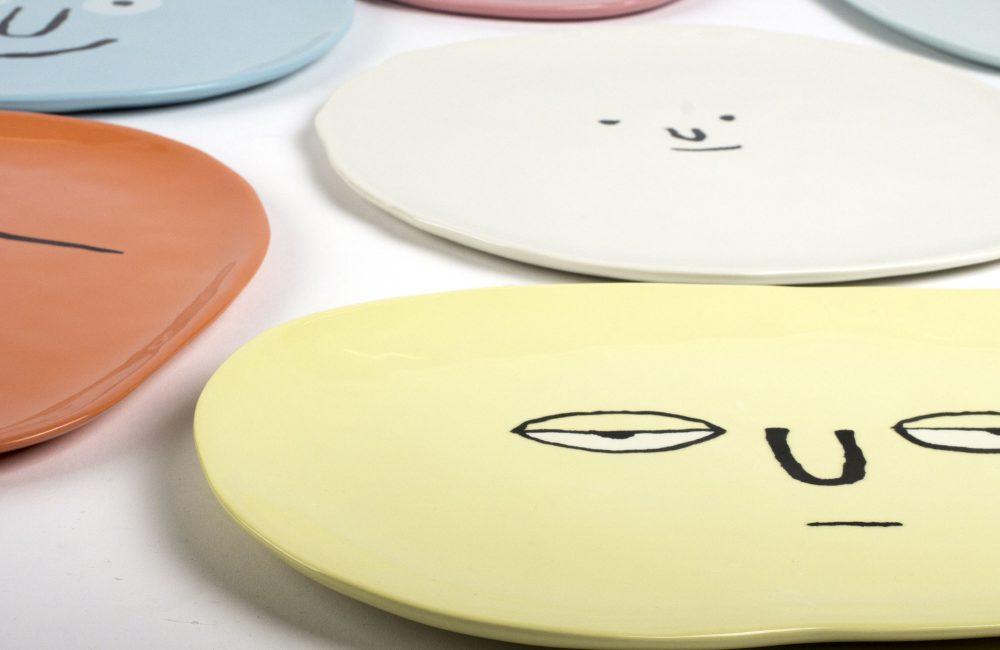Hedendaags kunstenaar Jean Jullien ontwerpt borden