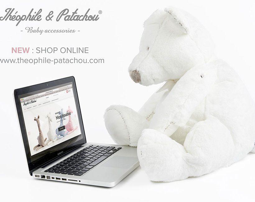 Théophile & Patachou opent zijn on line-babyboetiek