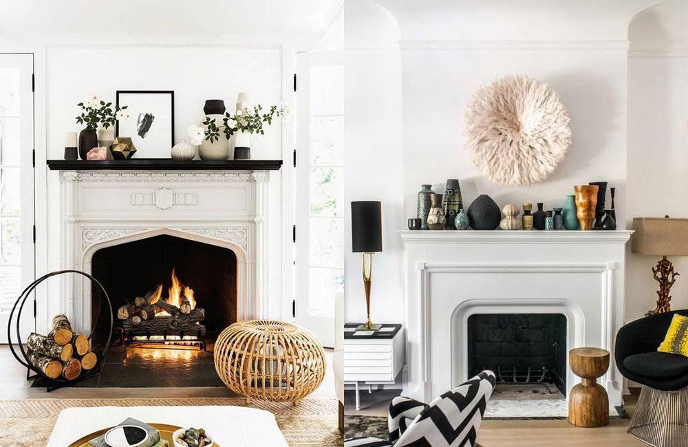 Open haard is decoratie waard, volgens Pinterest