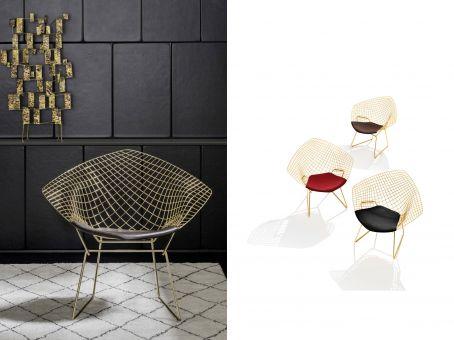 Pinterest: De iconische Bertoia-stoel