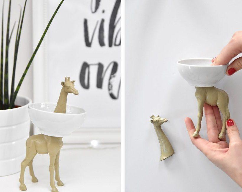 Surrealistisch opbergkommetje voor kids