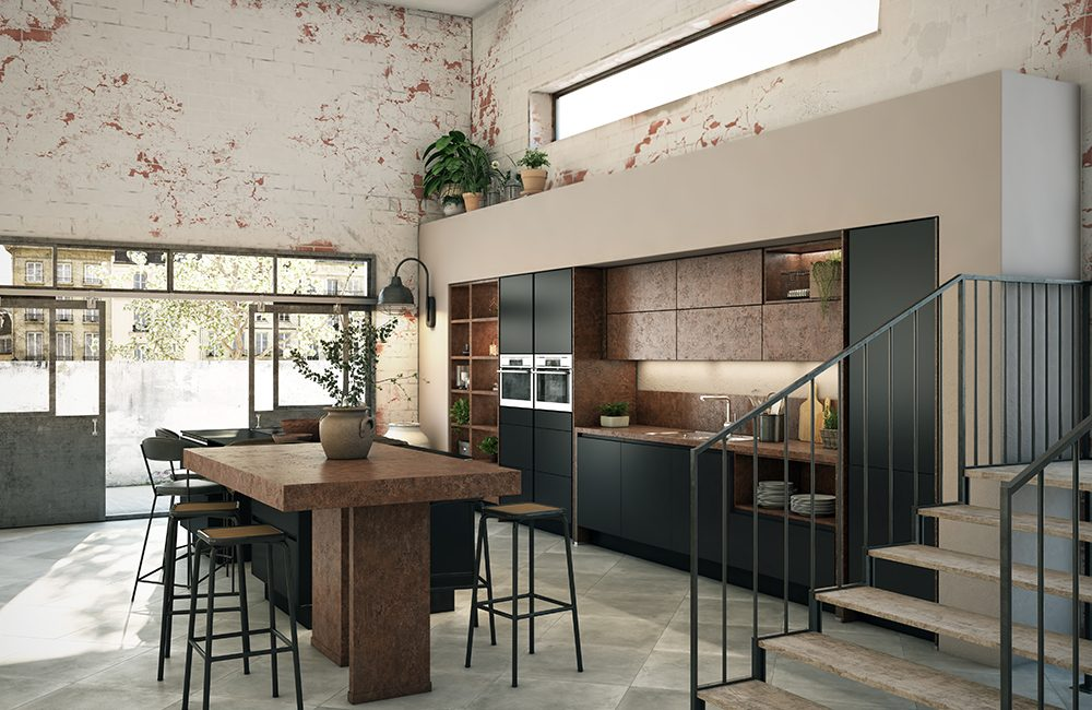 Kitchen Profile : Ontwerp uw droomkeuken met enkele kliks!
