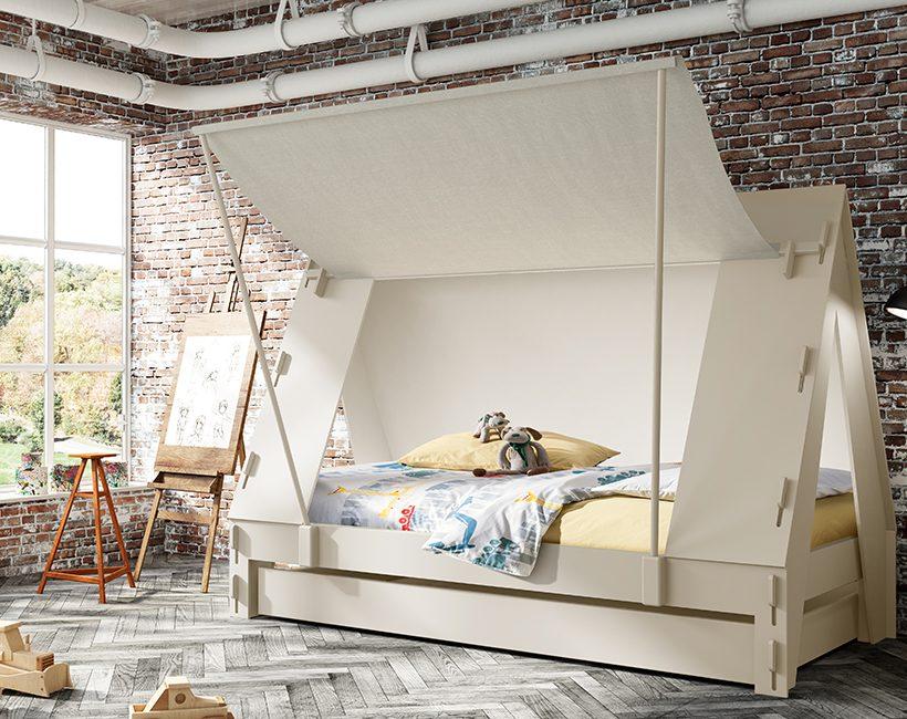 Een droomkamer voor elk kind.
