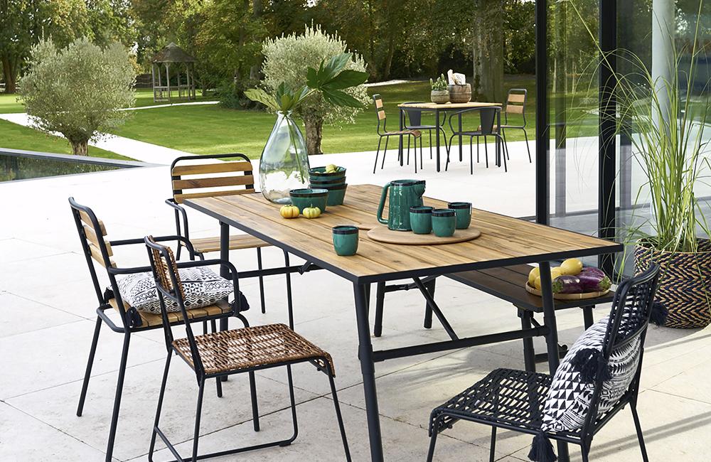 Outdoor comfort in je eigen tuin dankzij La Redoute