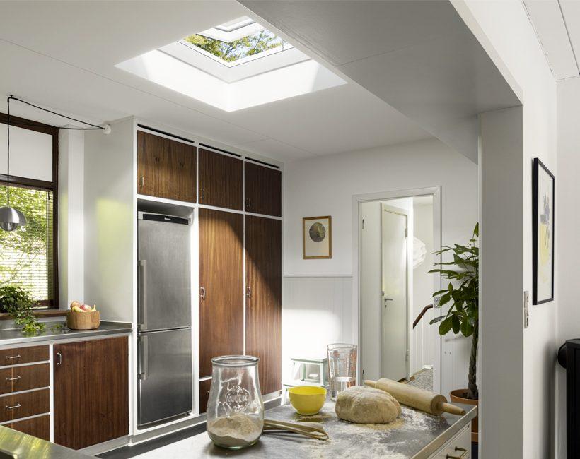 VELUX® verlicht uw woning met nieuwbedacht 'platdakraam'