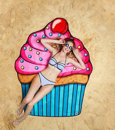 cupcake-towel