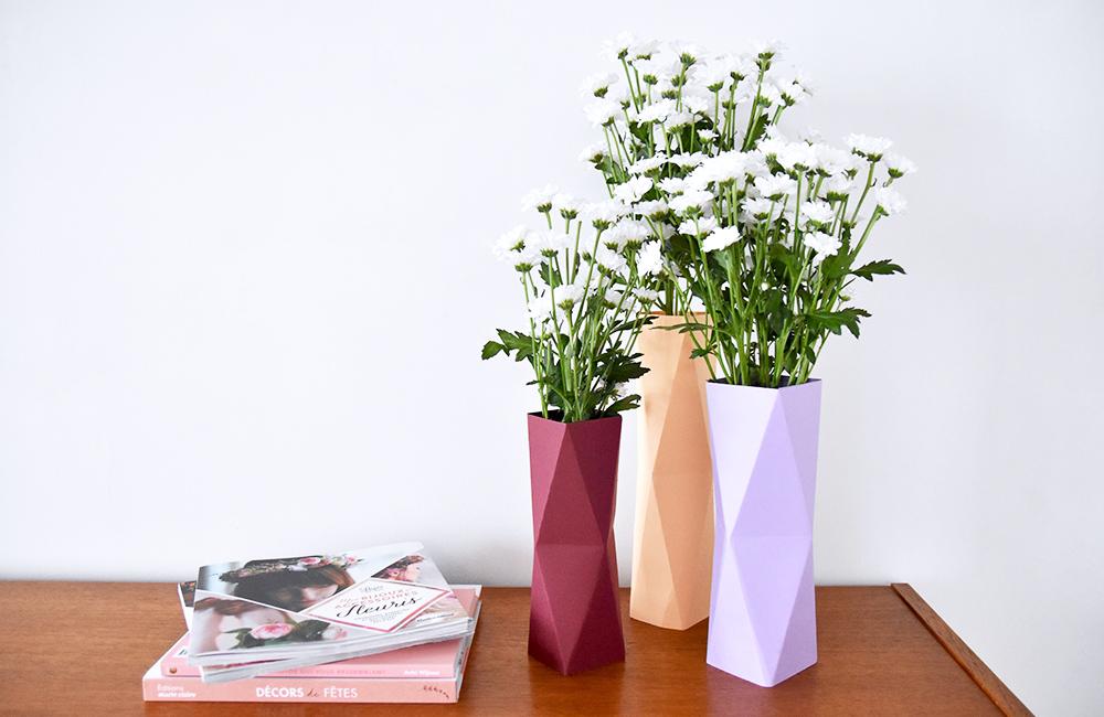 DIY : Bloemen houden van origami
