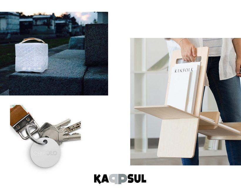 Geloofwaardige gadgets bij Kappsul