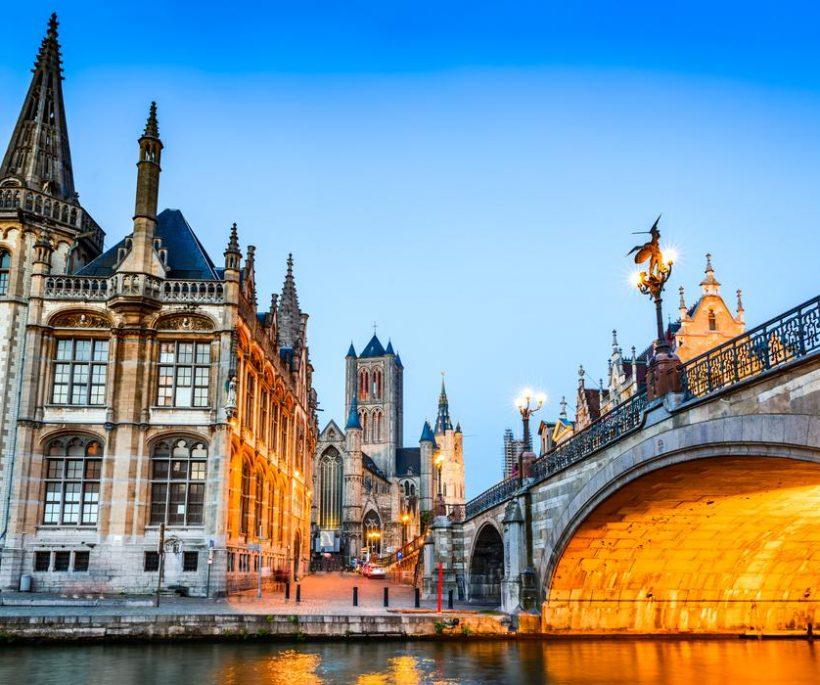 AW-in-Gent : Postgebouw is nu luxehotel