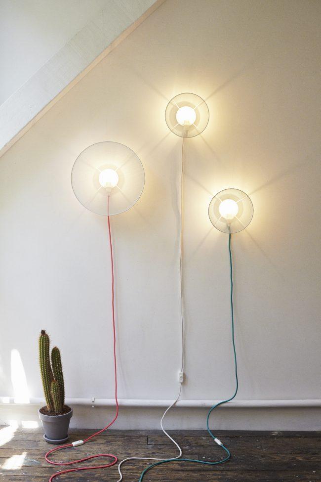 Petite Friture-lampjes