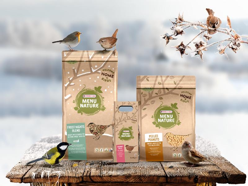 Tuinvogels in de winter : do's & don'ts