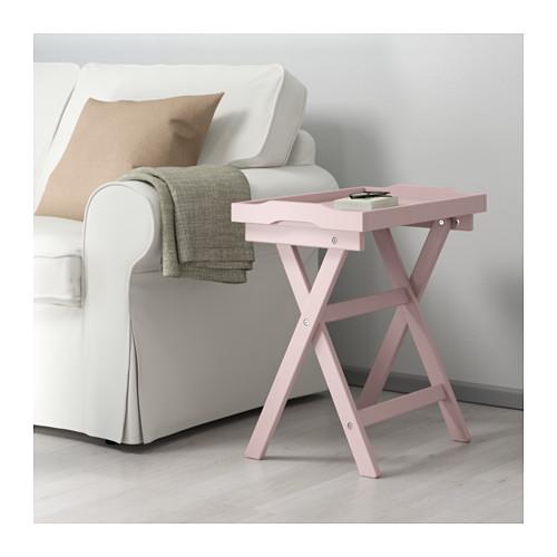 Gris & rose IKEA