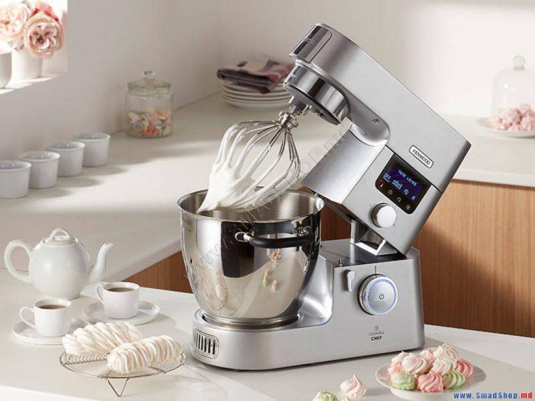 Kenwood's keukenrobot mixt en kookt tegelijk