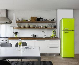 Win een lentegroene koelkast van Domo Elektro