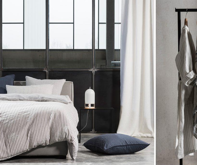 Warm minimalisme troef in nieuwe zomercollectie van Scapa Home