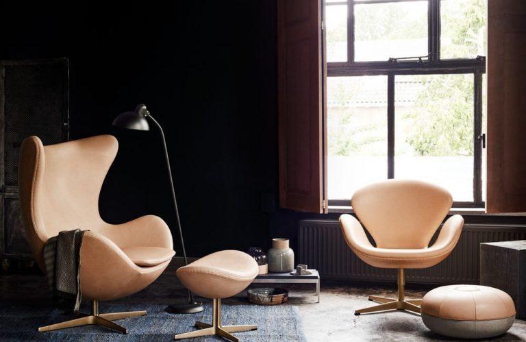 Egg Chair viert zijn 60ste verjaardag
