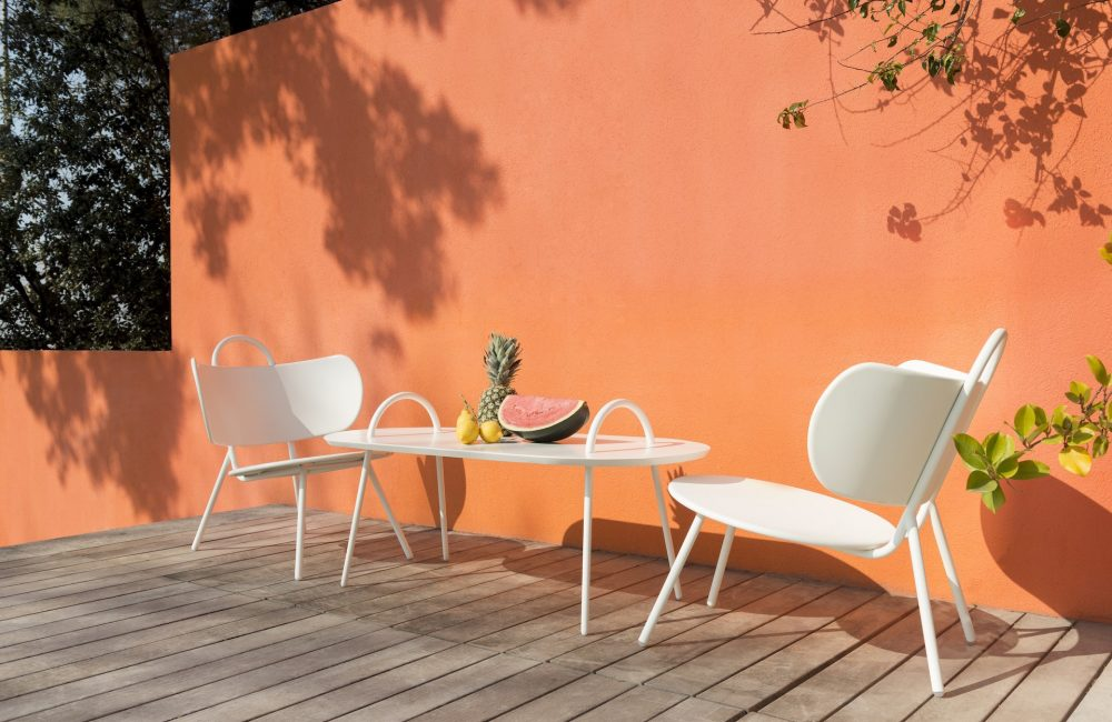 Terrasmoois: de Swim stoel van Margaux Keller voor Bibelo
